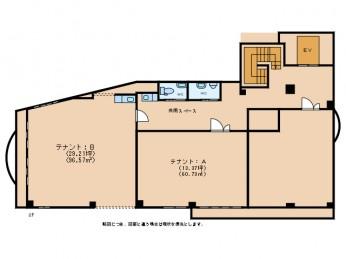 広島外科2Fテナント_2-A