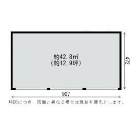スギ薬局横ガレージ兼倉庫_3
