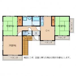 日吉南アパート_2F