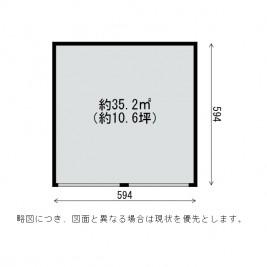 スギ薬局横ガレージ兼倉庫_1